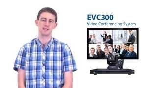 EVC300 Full HD Video Conferencing System Intro Video