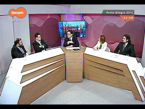 Conversas Cruzadas   Debate sobre a decisão do STF em relação à desaposentação   Bloco 3   08102014