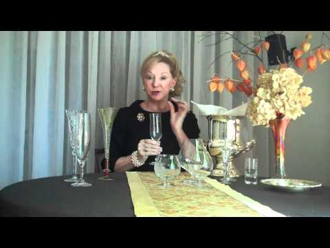 Table Manners - Modern Day Finishing School - Gloria Starr, Global Expert - UCBVdFchVdJpRmhNOmth0jvg