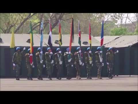 भारत आणि आफ्रिकी देशांचा संयुक्त लष्करी सराव