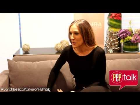 PEPtalk. Sarah Jessica Parker: Manila is one of the most exciting places...