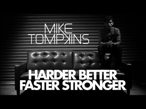 Harder Better Faster Stronger - Daft Punk - Mike Tompkins