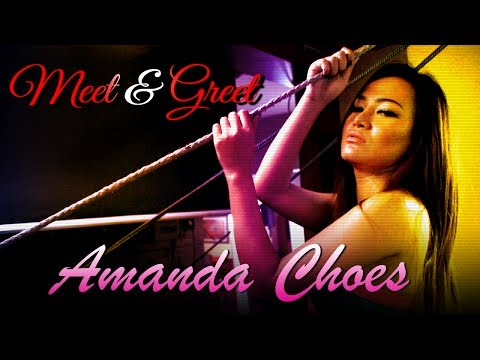 Amanda Choes - Meet And Greet - TV Musik Indonesia - NSTV