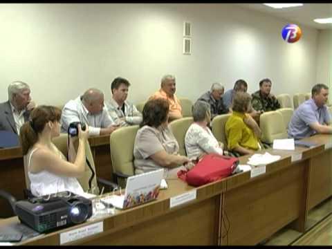 Очередное заседание экологического совета состоялось в Выксе