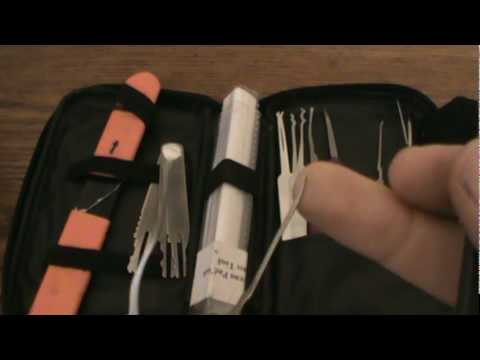 12. My Lockpick Set