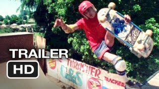 Bones Brigade: An Autobiography Official Trailer (2012) - Tony Hawk Movie HD