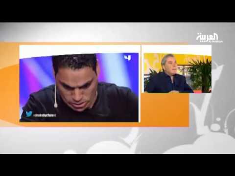 فيديو: شاهد أحمد حلمي وناصر القصبي يتنافسان في اللغة الإنجليزية