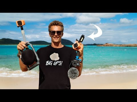 5 Must Have GoPro Accessories!
