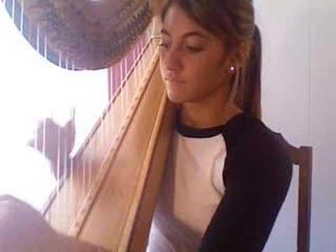 Stairway to Heaven on Harp - full version