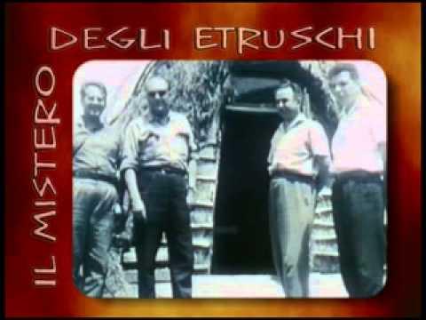 """Dall' Etruria alla Tracia - """"Il mistero degli Etruschi"""" - Parte II"""