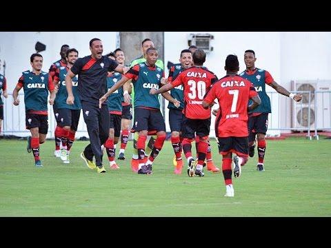 Veja os gols de Vitória 3 x 2 Corinthians