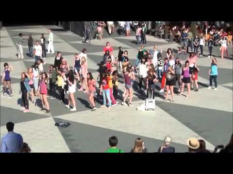 Kpop Flash Mob 2012 Stockholm, Sweden