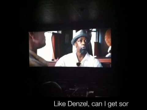2Guns: get Denzel some Pumpernickel toast.
