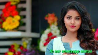 Best romantic cute love story fb aur whatsapp status Ram pothineni Anupama romantic whatsapp status