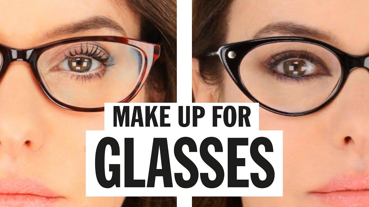 Glass makeup