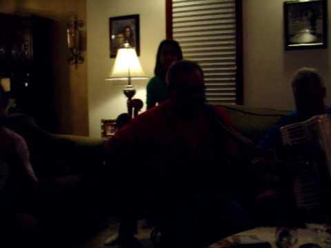 O Emigrante cantado por a familia