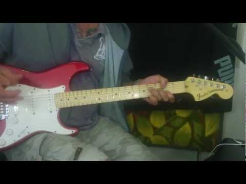 Angel rare unplugged free lesson pt1 Jimi Hendrix Tribute (normal speed)