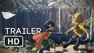 Made In Abyss - but it's a USA Epic Trailer