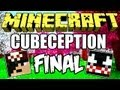 Minecraft: Cubeception FINAL - Salvamos o Mundo! =D