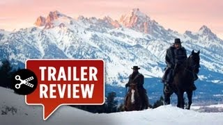 Instant Trailer Review - Django Unchained Trailer (2012) Quentin Tarrantino Movie HD