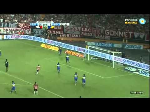 Estudiantes 0 3 Boca Jrs. - Clausura 2012 Fecha 8