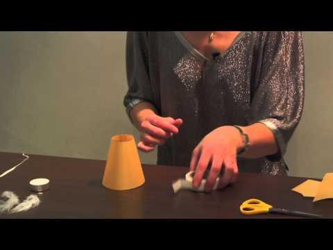 Coaching Déco : comme fabriquer un joli photophore de table ?