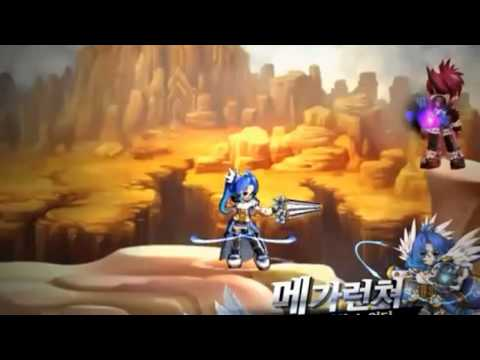 Grand Chase Mari 4th Job Teaser With Gameplay (SUBBED)