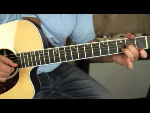 Warpaint - Billie Holiday - Easy Acoustic Fingerpicking Songs - Guitar Lessons Tutorial