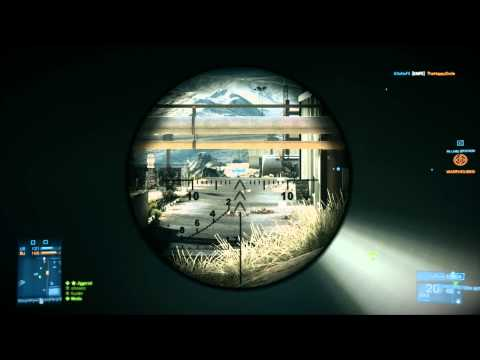 Battlefield 3 - Multiplayer Helicopter Gameplay with Commentary[PC]