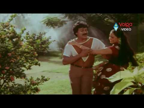 Chattamtho Poratam Movie Songs - Kancha Re Kancha - Chiranjeevi Madhavi Sumalatha