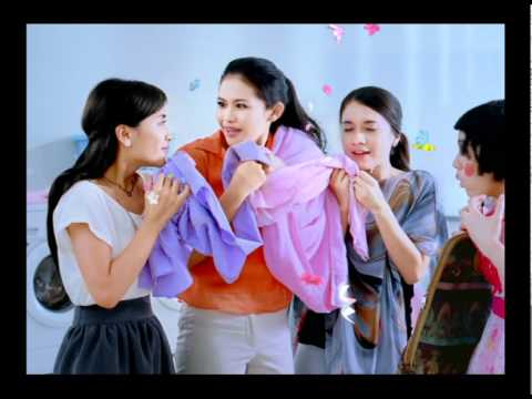 So Klin Pewangi - 1x Bilas Komersial