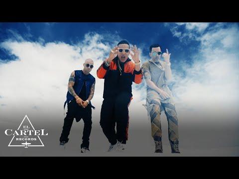 Daddy Yankee & Wisin y Yandel – Si Supieras Video Oficial