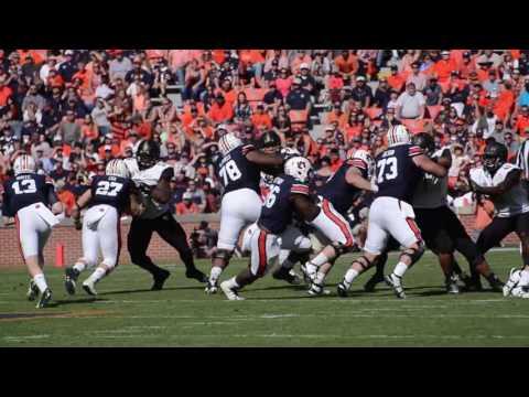 A highlight reel of Auburn's 23-16 victory over Vanderbilt.