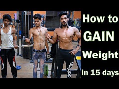How to Gain Weight in 15 Days (Men & Women) Naturally   Full Diet Plan - UChXRi2xTPZ8J5lznBNuMCOw