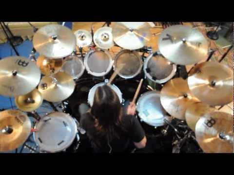 Avenged Sevenfold - Nightmare (Drum cover by Charly Carretón)