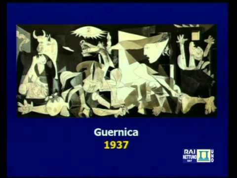 Storia Dell'arte Contemporanea - Picasso.avi