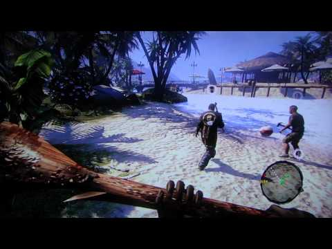Dead Island Co-op Playthrough Pt6