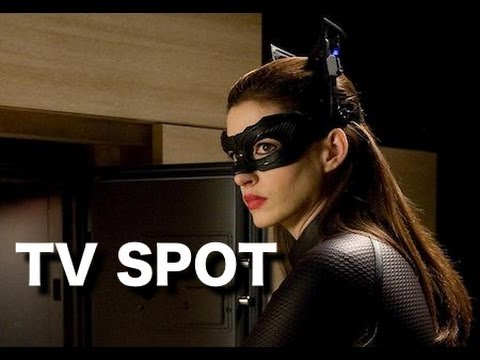 The Dark Knight Rises - TV Spot #10 Catwoman (HD)