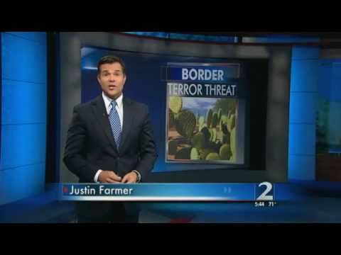 Local News Station Uncovers Proof Terrorists Crossed Mexican Border