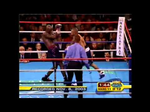Roy Jones Jr vs Antonio Tarver 1  Part 4