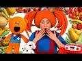 Поиграйка с Царевной - Готовим с Ми-ми-мишками! - Веселое видео для детей с игрушками