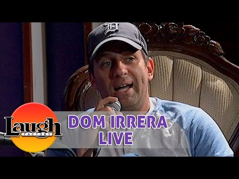 John Heffron - Dom Irrera Live From The Laugh Factory (Podcast)