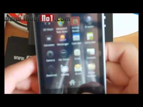 STAR A9000 Android 2.2 - GPS - WiFi - Dual Sim - Video Review