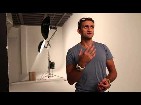 Resource Magazine - Fall 2014 Cover Shoot With Casey Neistat