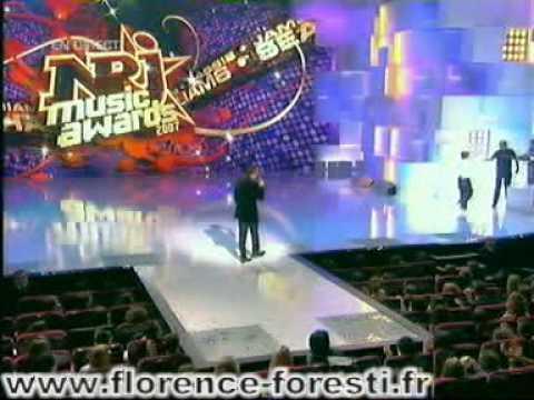 Florence Foresti - NRJ music awards 2007