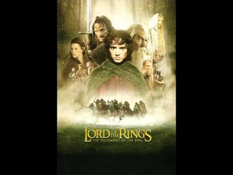 Howard Shore/Enya - The Council of Elrond (#11) (Lord of the Rings - The Fellowship of the Ring)