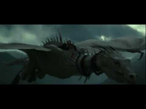 Harry Potter 7 p2 - Gringotts Dragon Escape