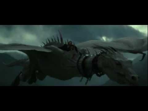 Harry Potter 7 p2 - Gringotts Dragon Escape
