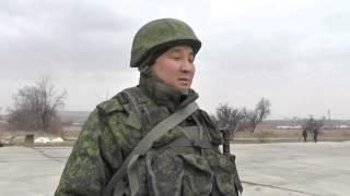 Русские солдаты в Крыму дали интервью