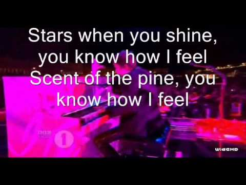 Muse - Feeling Good Karaoke/Instrumental +Lyrics